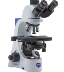microscópio contraste fase