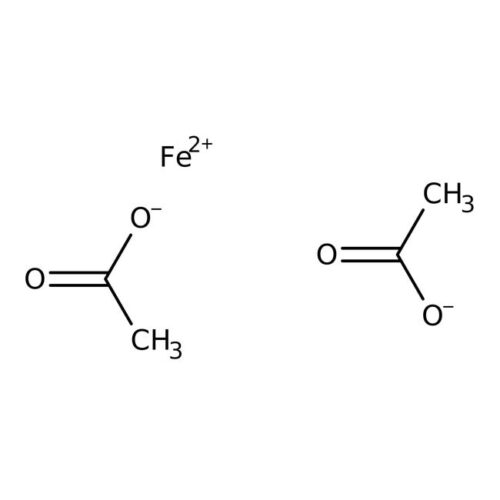 Acetato De Ferro (II) 95% - Fr - 10G