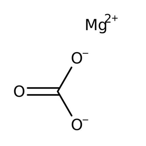 Carbonato De Magnésio (Em Pó