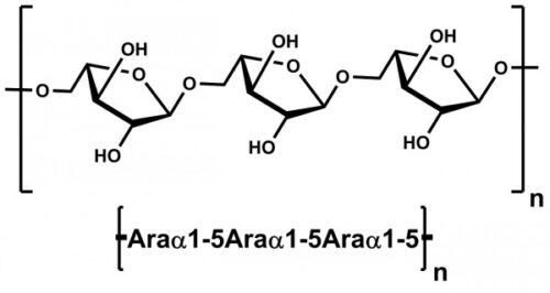 5-A-L-ARABINAN (BETERRABA SACARINA)
