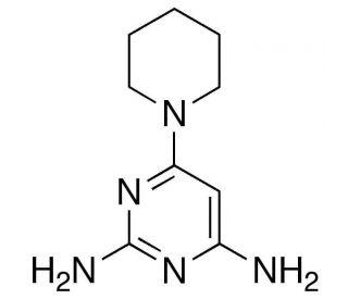 4-DIAMINO-6-PIPERIDINOPIRIMIDINA - FR/100MG